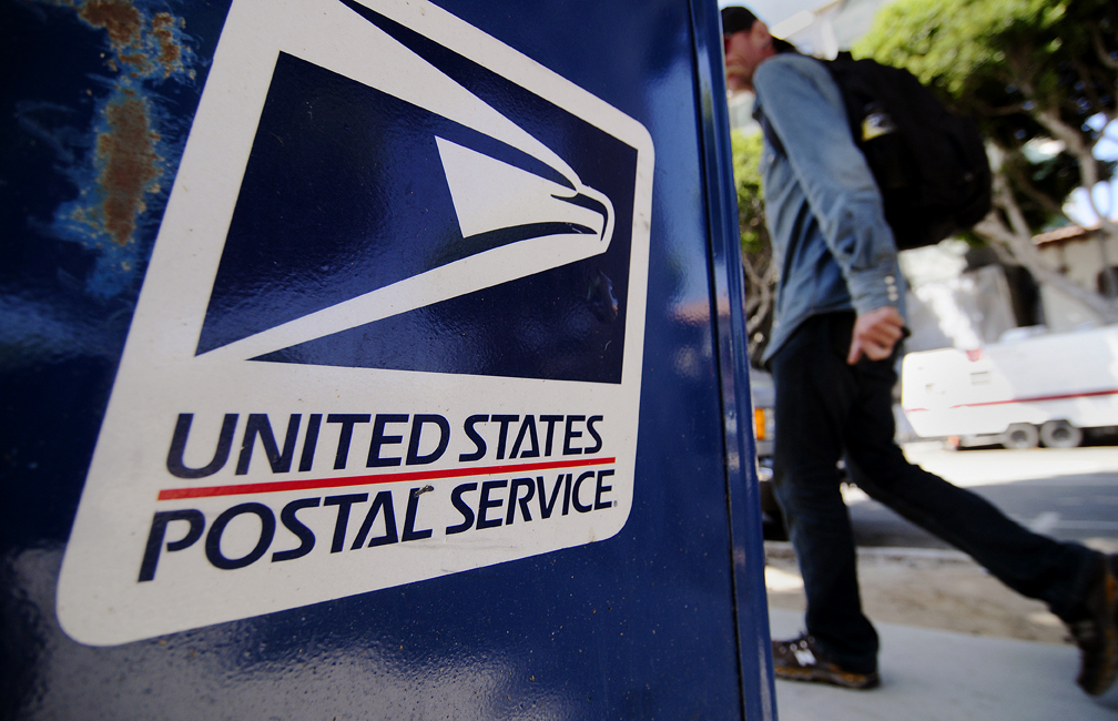 Say goodbye to the Fifth Street post office. It's the latest one to be slated for closure by the U.S. Postal Service, which is looking to save cash in the face of crippling deficits. (File photo)