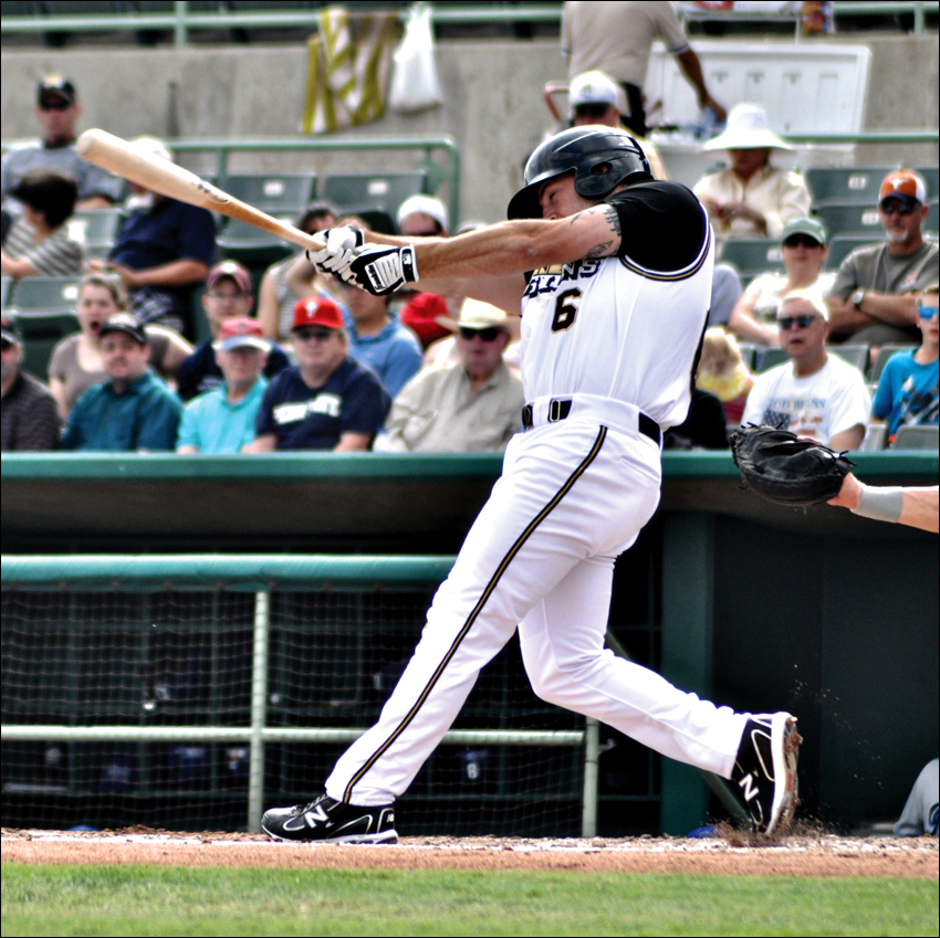 Cody Decker (Photo courtesy San Antonio Missions)