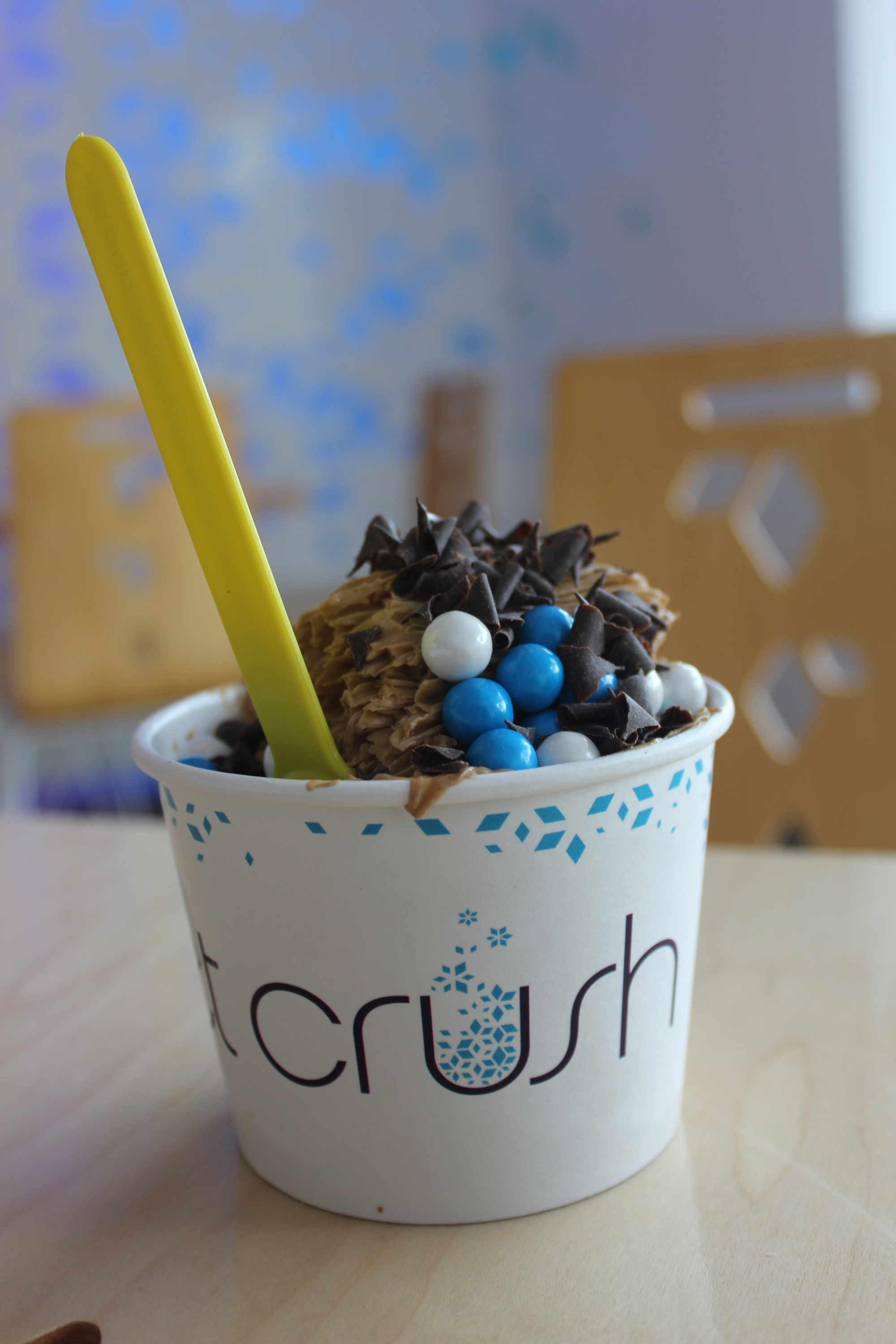 Sweet Crush Ice Bar offers refreshing desserts without the guilt that comes with indulging in calorie-loaded ice cream.