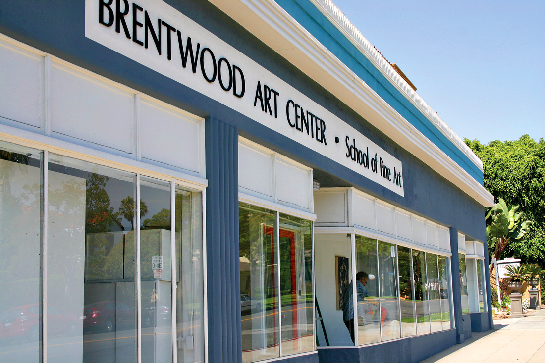 Brentwood Art Center (Photo by Ashley Archibald)