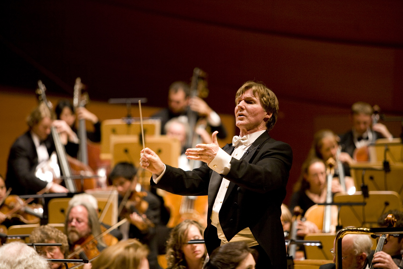 Los Angeles Philharmonic violinist/conductor Guido Lamell  has been selected to lead the Santa Monica Symphony Orchestra. (Photo courtesy Santa Monica Symphony Association)