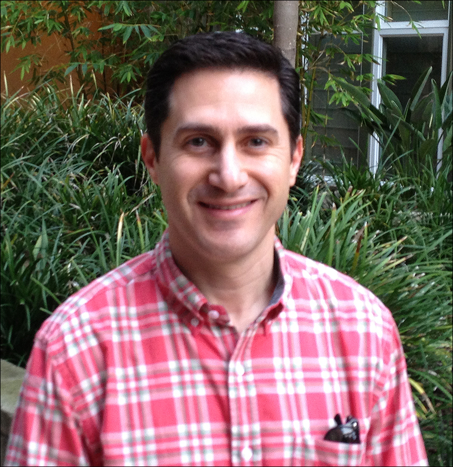 Eric Oifer (Photo courtesy Santa Monica College)