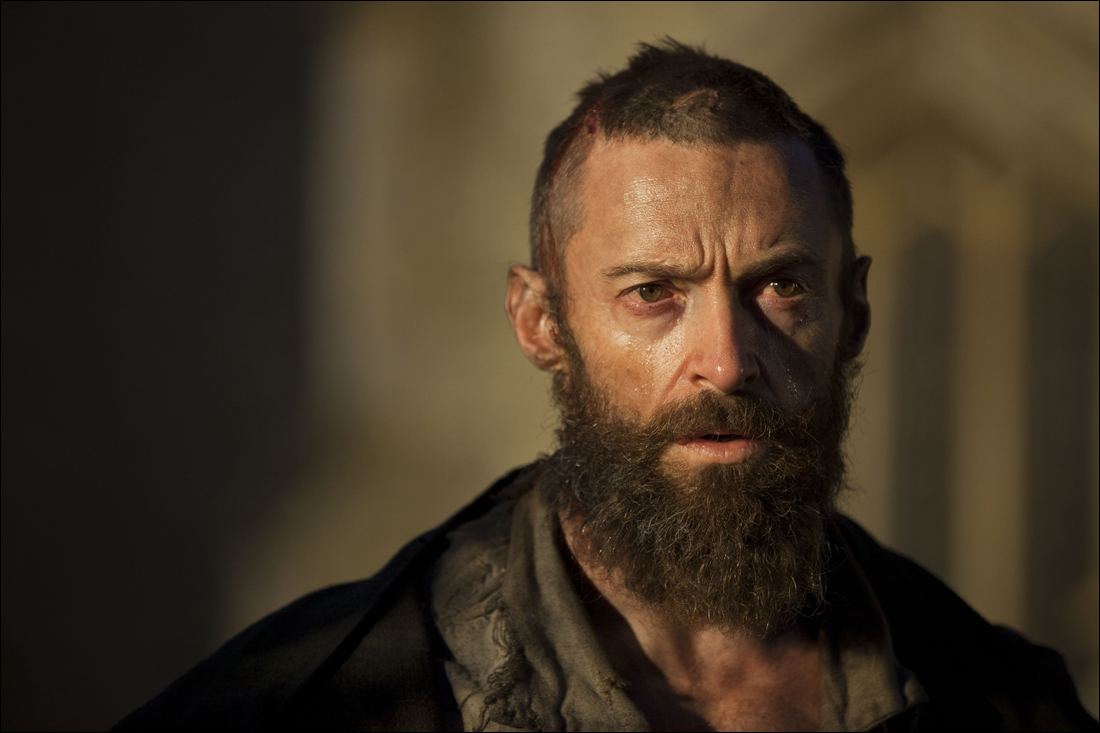 Hugh Jackman stars in 'Les Miserables.'
