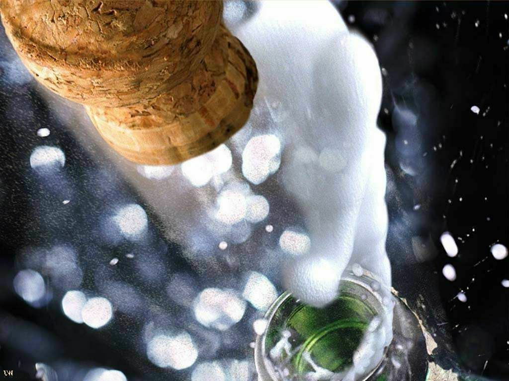 Drinking good bubbly doesn't mean you have to break the bank. (Photo courtesy Google Images)
