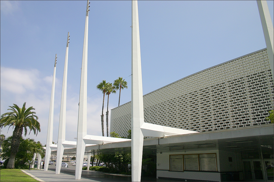 Santa Monica Civic Auditorium (File photo)