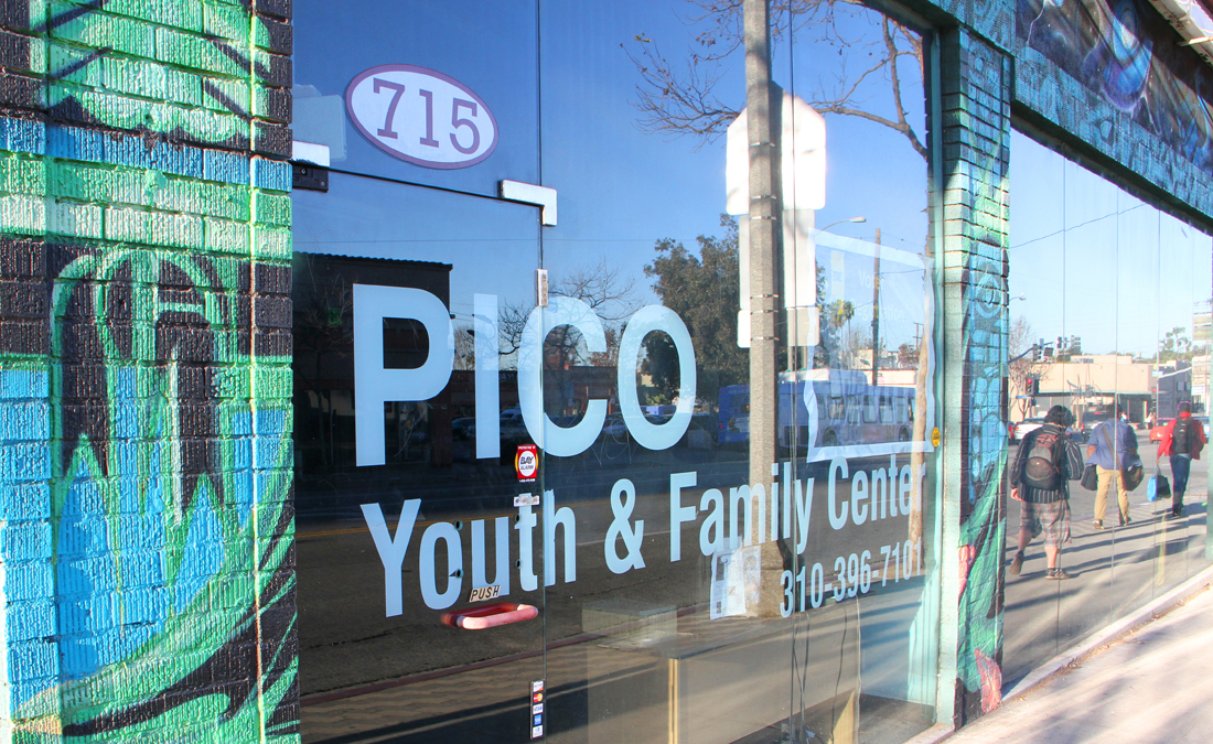 Pico Youth & Family Center (File photo)