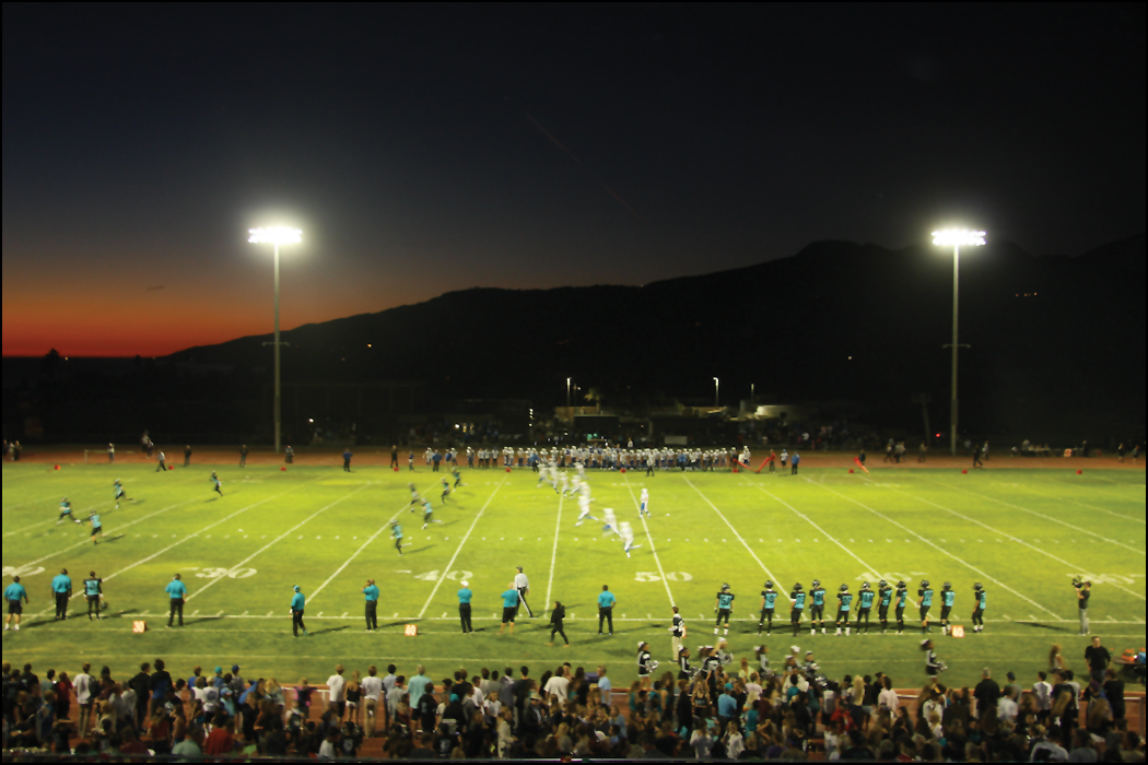 Malibu High School (Photo courtesy Malibu Times)