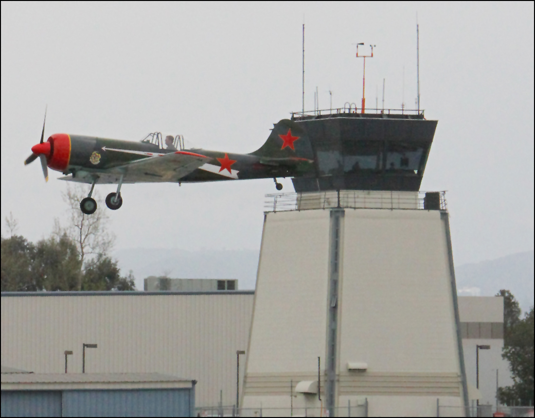 A plane takes off from Santa Monica Airport. (FIle photo)