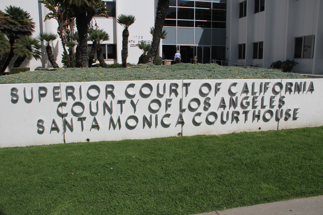 Santa Monica Courthouse (File by Daniel Archuleta)