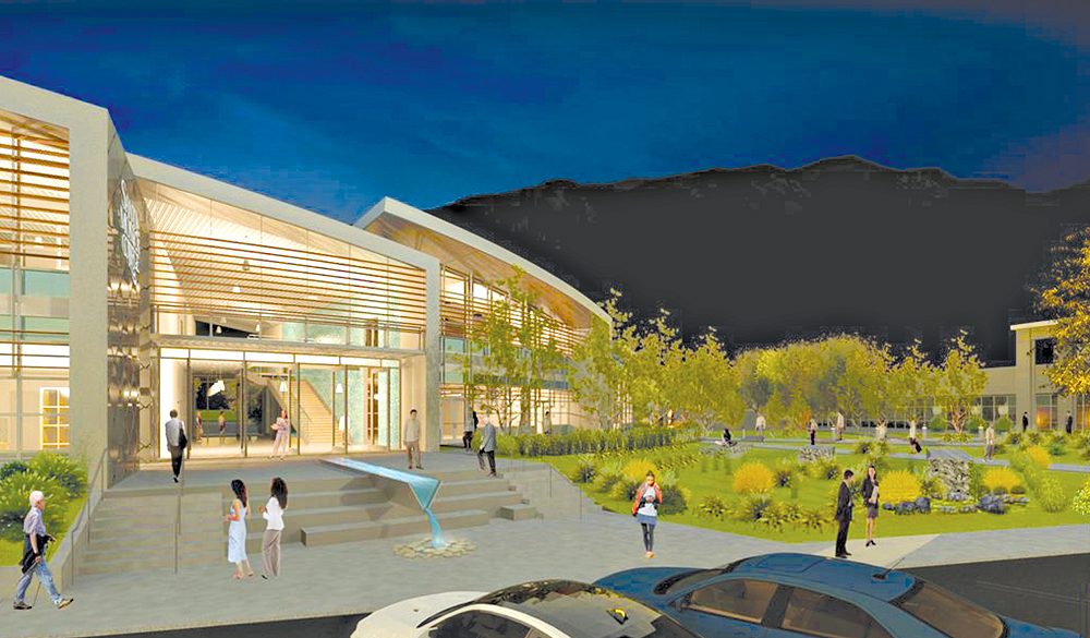 SMC Malibu Center (Rendering courtesy Santa Monica College)