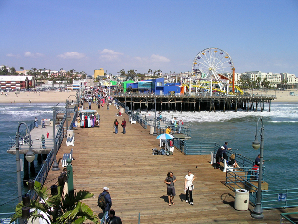 santa-monica-pier-southern-california-usa
