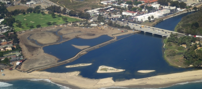 The Malibu Lagoon. (Photo courtesy Google Images.)