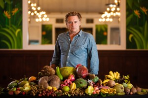 SO FRESH: Actor Bill Pullman appears in a new documentary named 'The Fruit Hunters.'