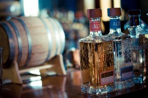 Tinga features hand-crafted cocktails aged in American oak barrels. (Photo courtesy Tinga)