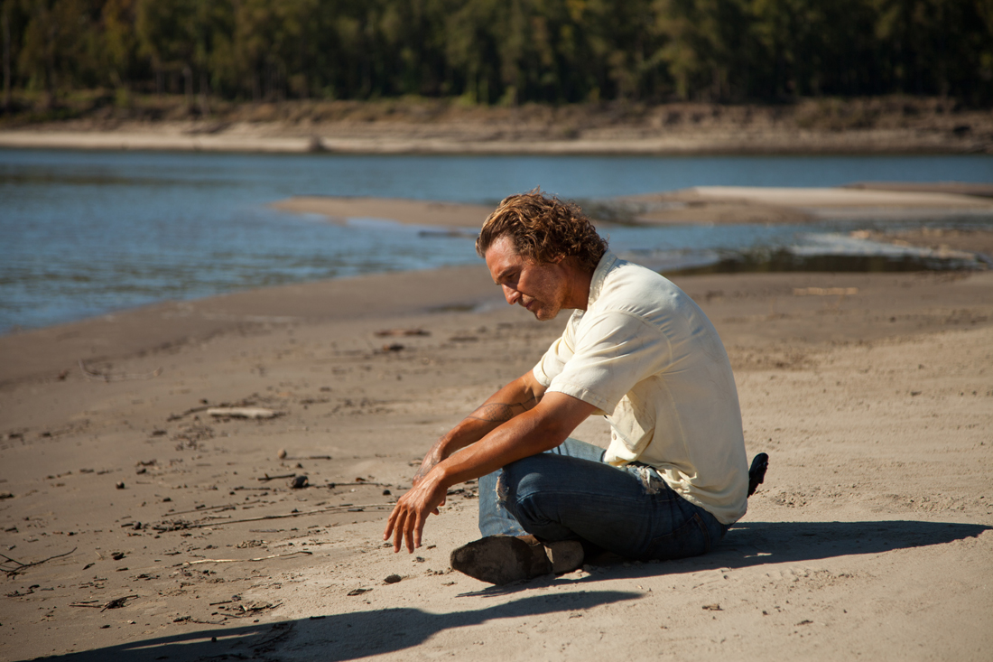 SETTING THE SCENE: Matthew McConaughey stars in 'Mud,' an unlikely love story. (Photo courtesy eOne Films )