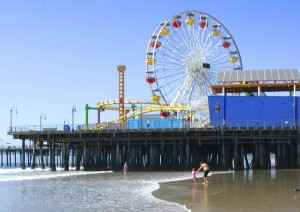 Santa Monica Pier (File photo)