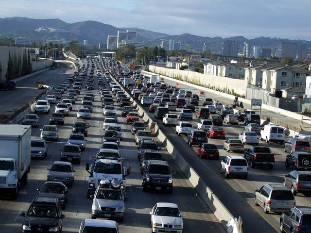 trafficon405freeway
