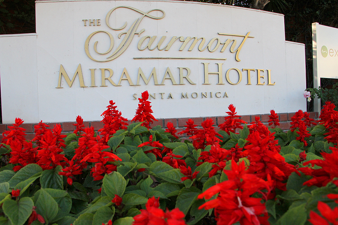 Fairmont Miramar Hotel (File photo)