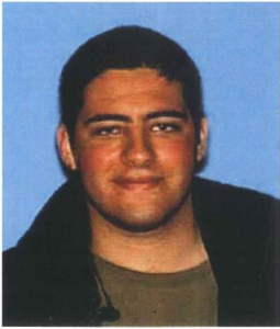 John Zawahri (Photo courtesy SMPD)