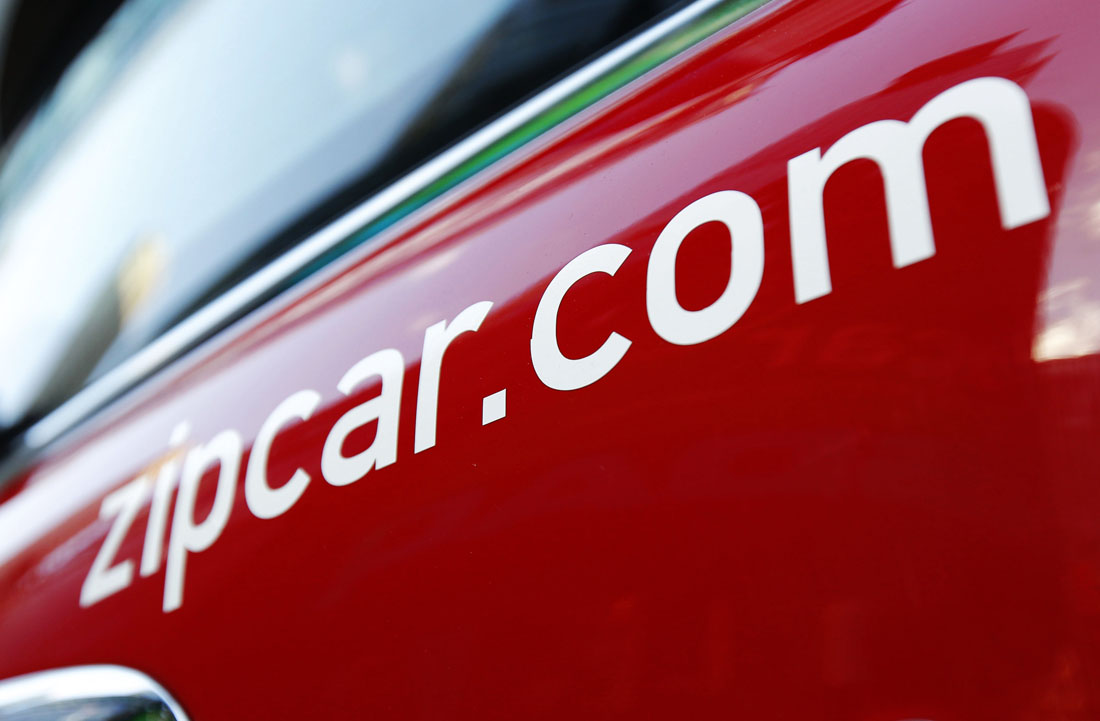 ZipCar is among a group of four car sharing companies that are vying for a contract to operate the vehicles within city limits. (Photo courtesy Associated Press)