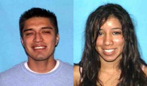 Sergio Raul Gutierrez and Melissa Lizeth Castillo Gomez (Photos courtesy Santa Monica Police Department)