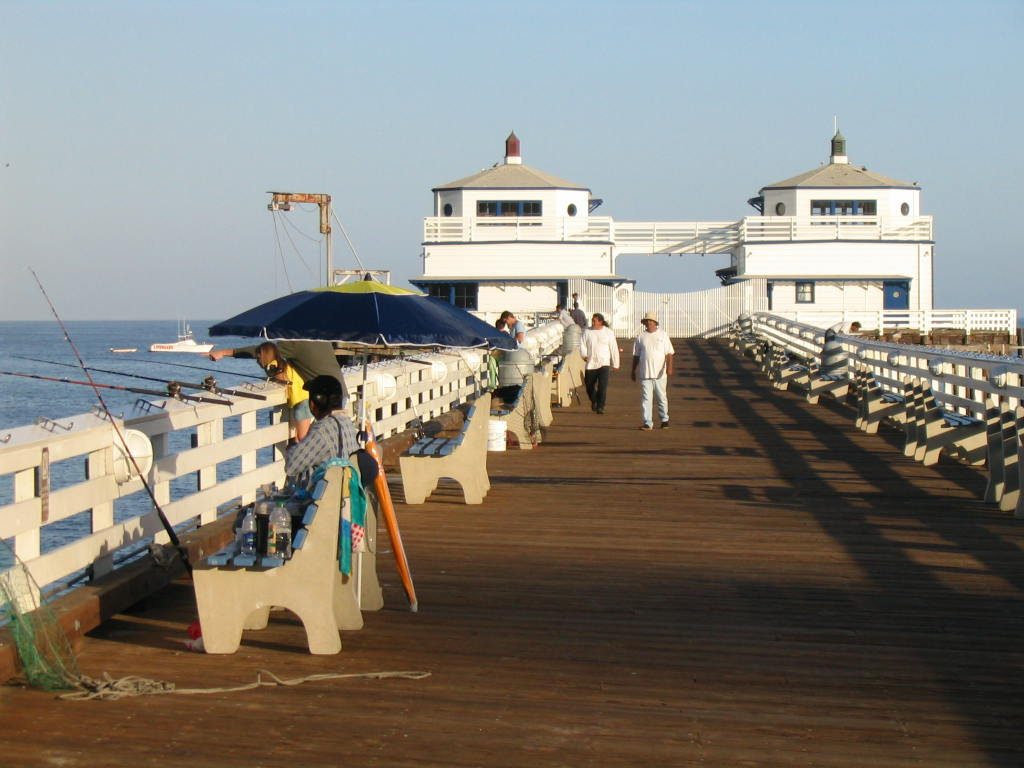 Malibu Pier (Photo courtesy Malibu Times)