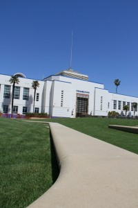 Santa Monica City Hall (Photo by Daniel Archuleta)