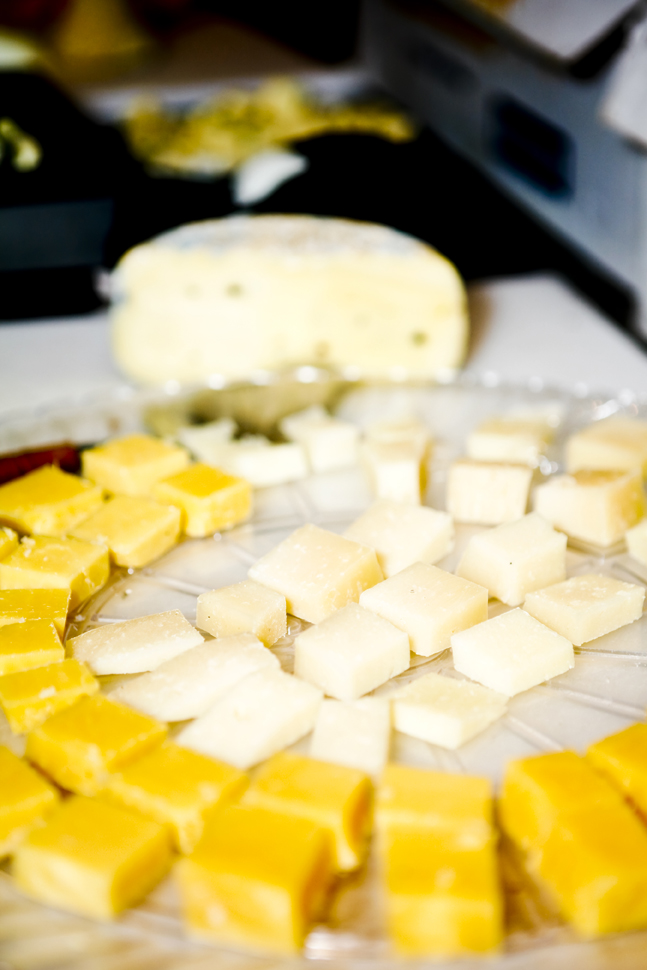 Learn all you need to know about cheese at Andrew's Cheese Shop on Montana Avenue (Photo courtesy flickr.com