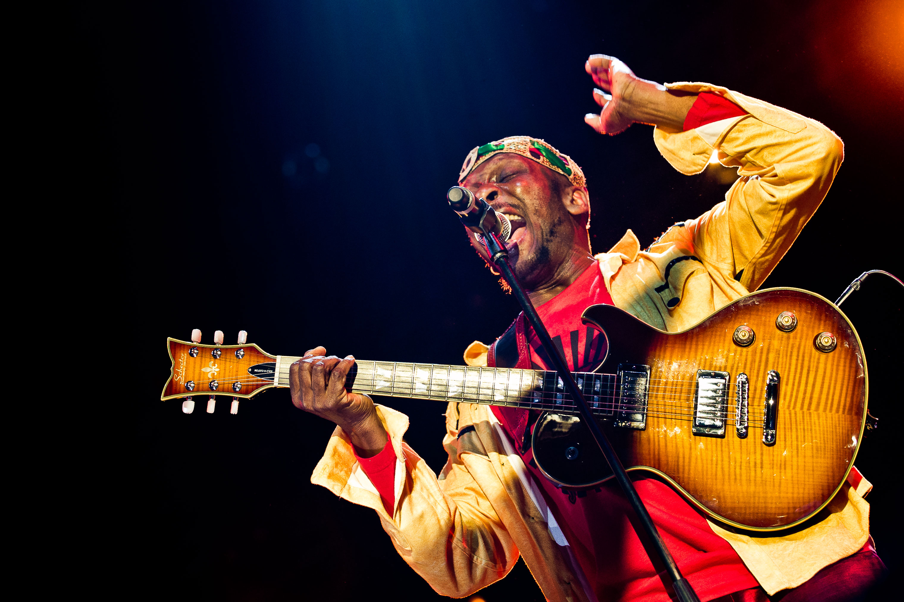 Reggae legend Jimmy Cliff will be performing at this summer's Twilight Concert Series at the Santa Monica Pier (Photo courtesy Google Images)