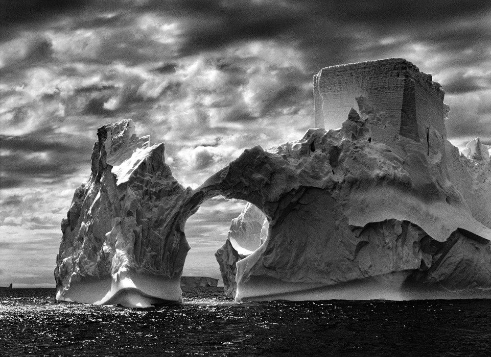 One of the featured photos in the exhibit 'Genesis' by Sebastião Salgado, who documented some of the world's most pristine places.