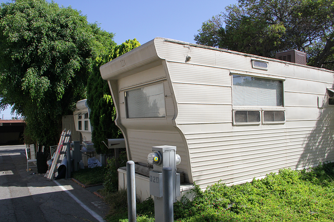 Village Trailer Park (File photo)