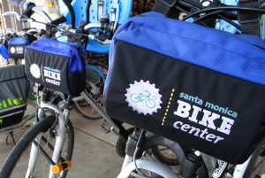 The Santa Monica Bike Center has signed on to be a Santa Monica Next sponsor. (Daniel Archuleta daniela@smdp.com)