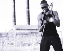 Trombone Shorty (Photo courtesy Santa Monica Pier)