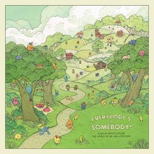 Flyer - Everybody's a Somebody