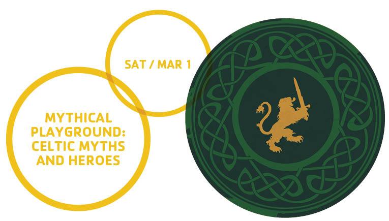 Mythical Playground Celtic Image