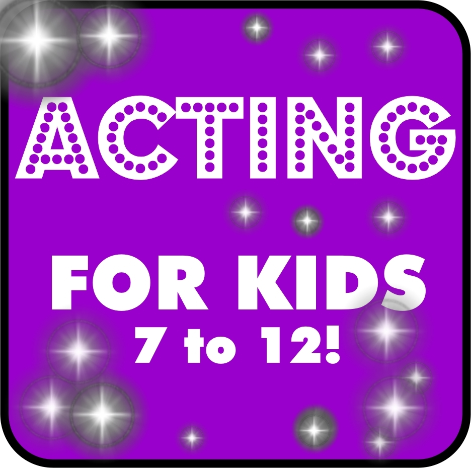 SMPlayhouse ACTING for Kids LOGO