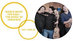 The Music of Veracruz Image
