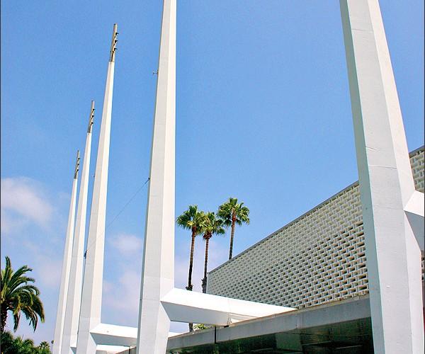 Santa Monica Civic Auditorium (File photo)