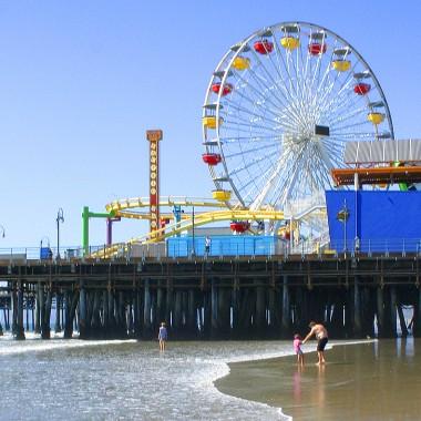 Santa Monica Pier (File photo)