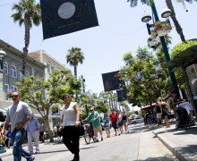 Third Street Promenade (File photo)