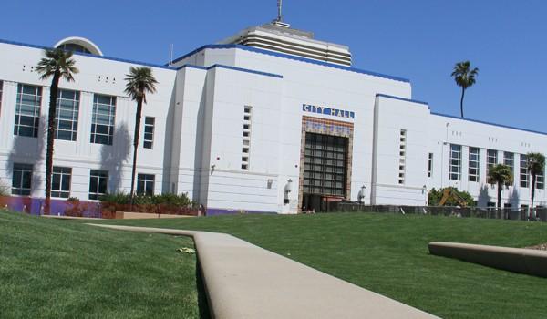 Santa Monica City Hall (File photo)