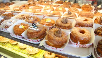 DK's Donuts offers a wide variety of O-Nuts. (File photo)