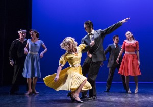 MAKING MOVES: The State Street Ballet presents 'An American Tango' at The Broad Stage. (Photo courtesy David Bazemore)