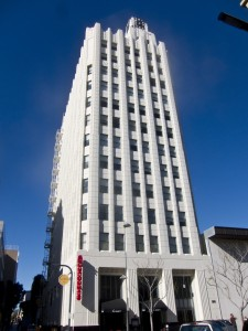 Image-based advertising firm GumGum, Inc. recently signed a five-year office lease valued at $1.35 million with real estate firm Avison Young for 4,390 square feet on the sixth floor of the historic Clock Tower building at 225 Santa Monica Blvd. (Photo courtesy Avison Young)