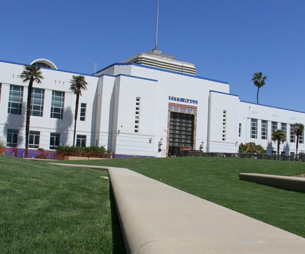 Santa Monica City Hall (File photo)