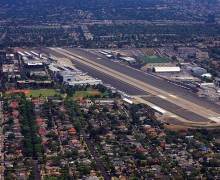 Santa Monica Airport (File photo)