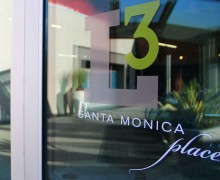The L3 event space at Santa Monica Place may be redeveloped into a movie theater. (Daniel Archuleta daniela@smdp.com)