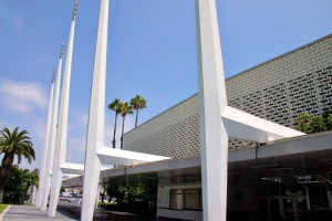 Renovation of the Santa Monica Civic Auditorium has been put on hold since the state took back RDA money. (File photo)