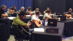 Learn to Play Guitar in a Day! workshop