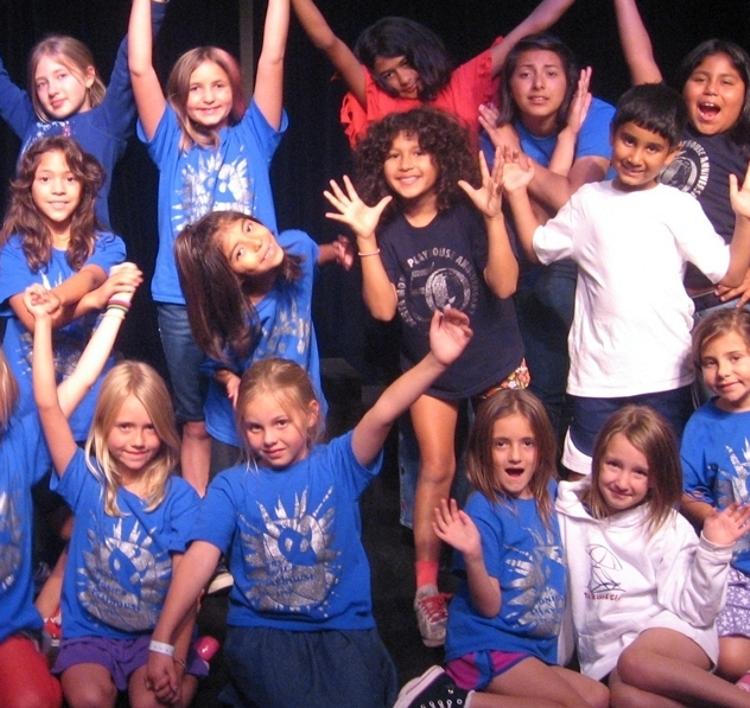 1 SMPlayhouse Summer Theatre Camp TEAMWORK 450 KB
